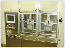 Click for more info about Injector Flush & Dry Test Bench